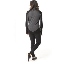 Smartwool Merino Sport 250 Sweat-shirt manches longues avec Fermeture éclair 1/4 Femme, black